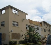 Collapse Gas Explosion, Pompano Beach, Florida