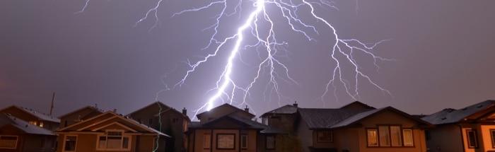 Lightning Insurance Claims