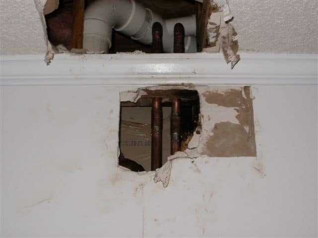 Insurance Claim Tips Water Damage