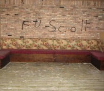 Restaurant Vandalism, Margate, Florida