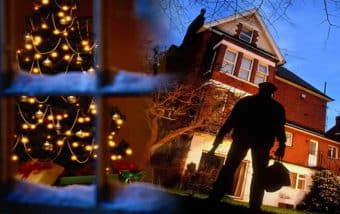 Avoid Burglaries and Theft this Christmas