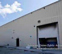 Palm Beach Warehouse Fire